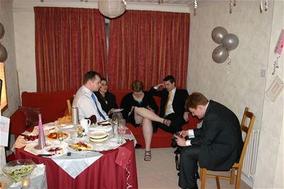 Small Wedding Party on Wedding Party   Mrsheep Co Uk Photo Album